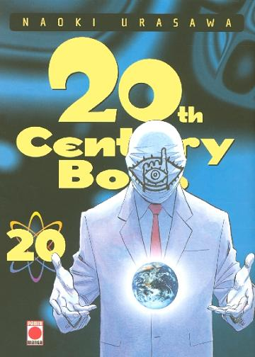 Couverture du tome 20 du manga 20th Century Boys