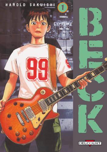 Tome 1 de Beck