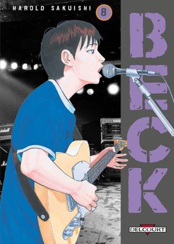 Tome 8 de Beck