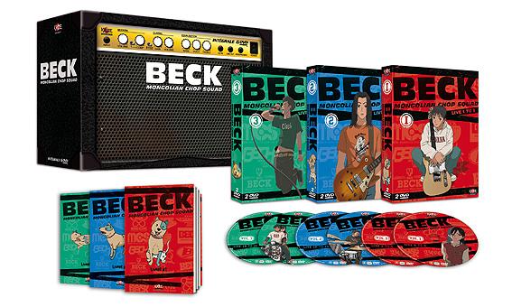 Intégrale de Beck