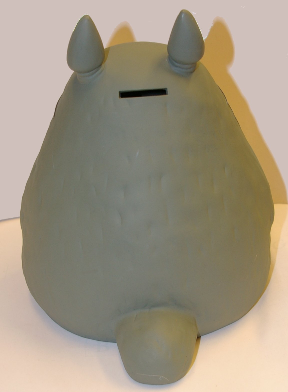 Derrière de la tirelire Totoro