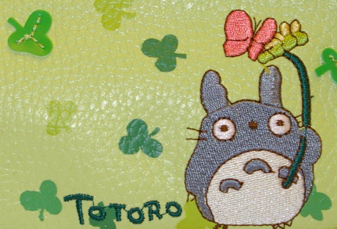 Detail avant de la trousse Totoro