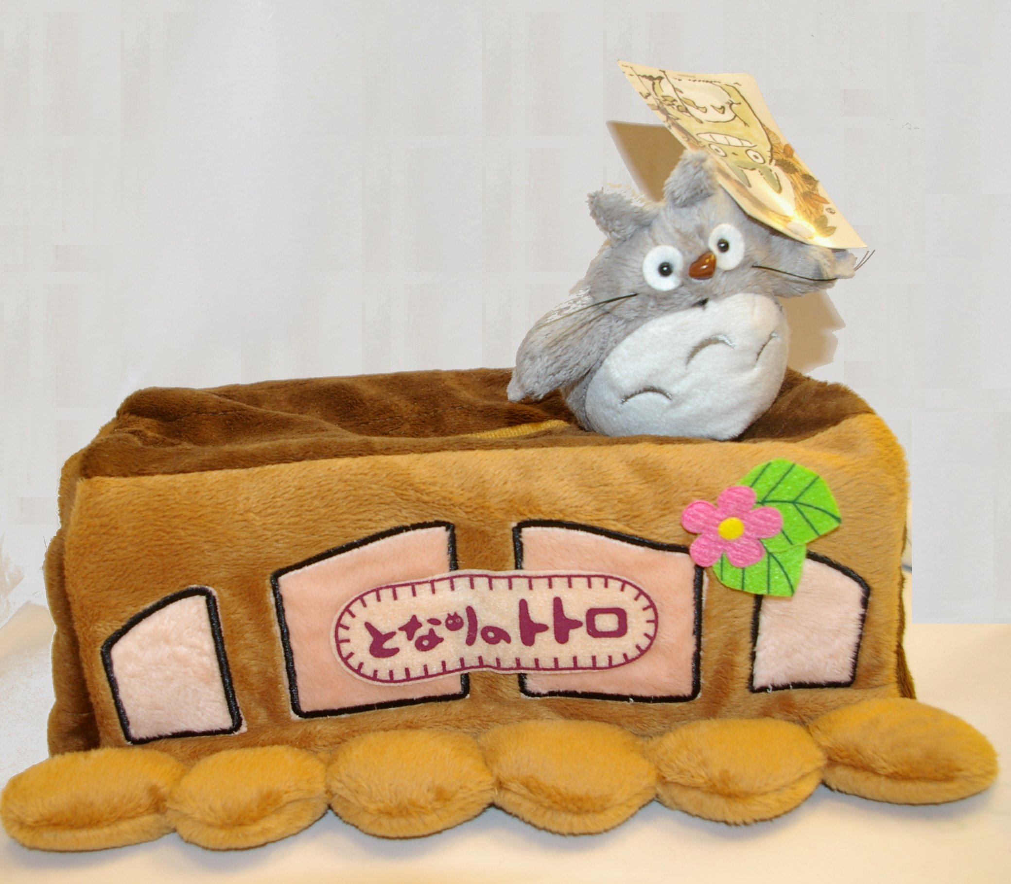 Protège mouchoir Totoro / nekobus
