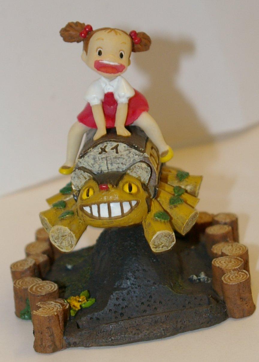 Face du Bibelot avec ressort Totoro