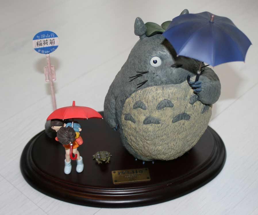 Bus Stop Totoro (plongeante)