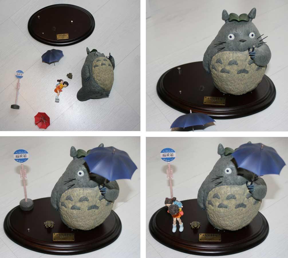 Bus Stop Totoro (montage)