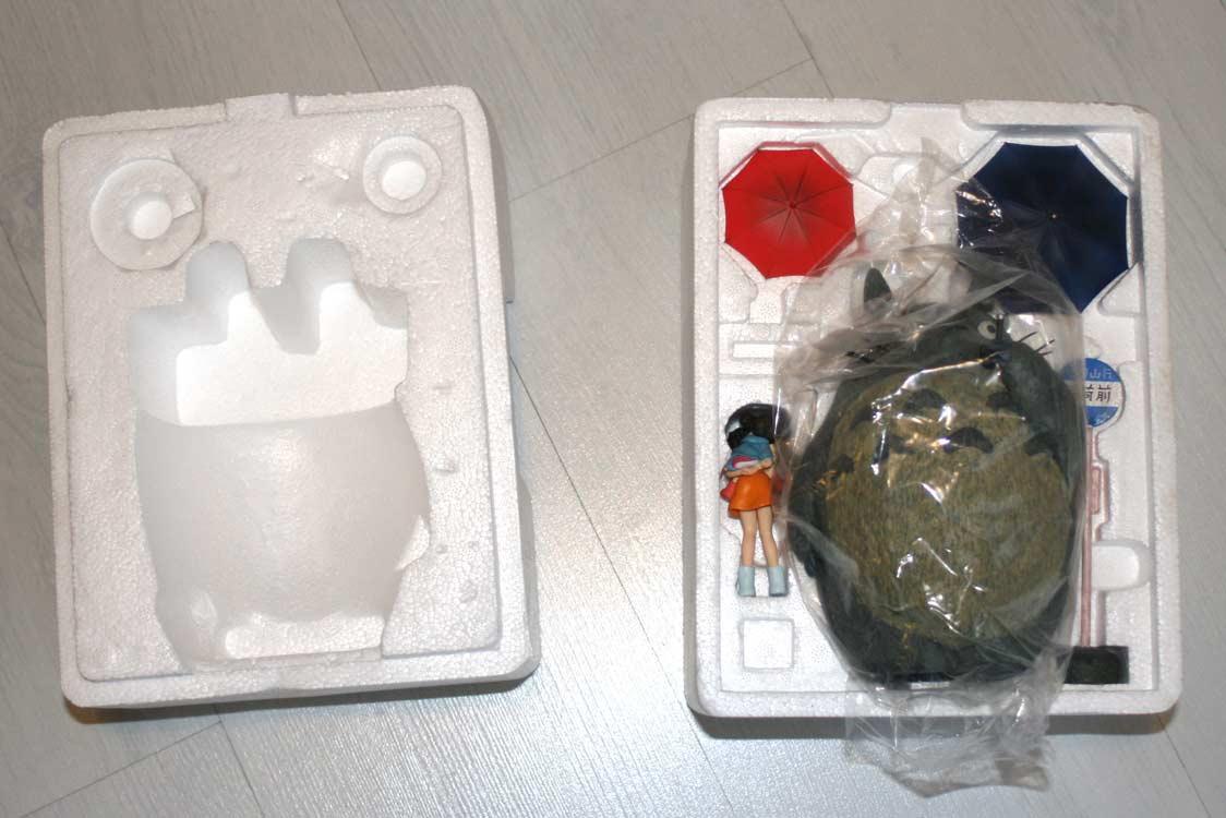 Bus Stop Totoro (boite emballage interne)