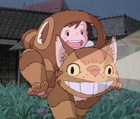 Mei to Konekobasu (Mei et le chaton bus)
