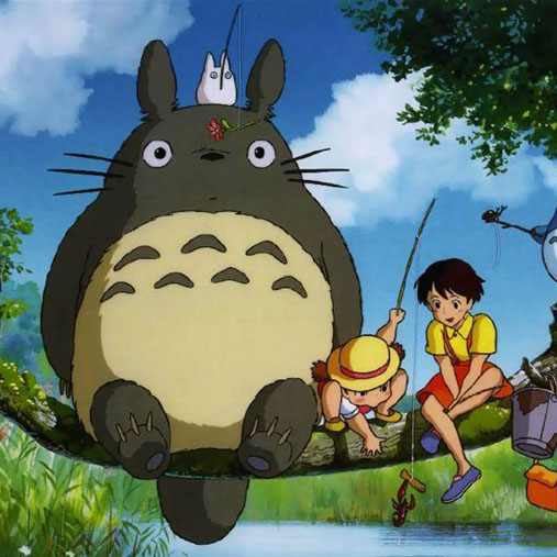 Totoro couverture