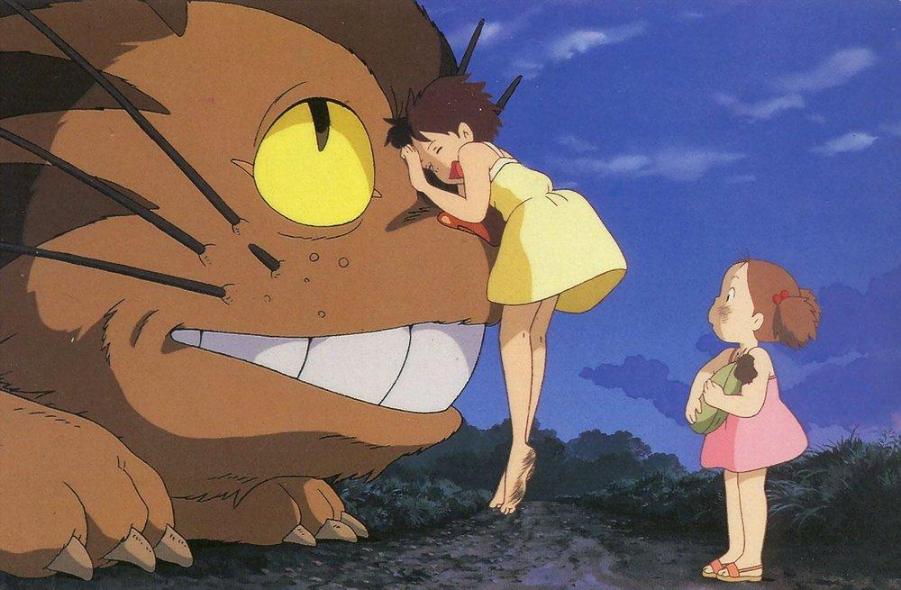 Mon voisin Totoro (film)