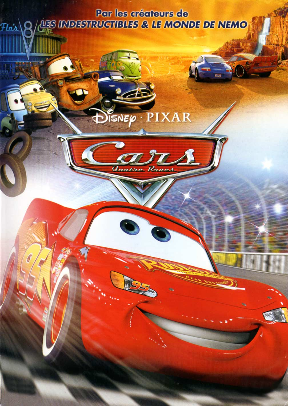 Cars : Quatre roues