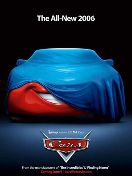 Cars : Quatre roues (2006)