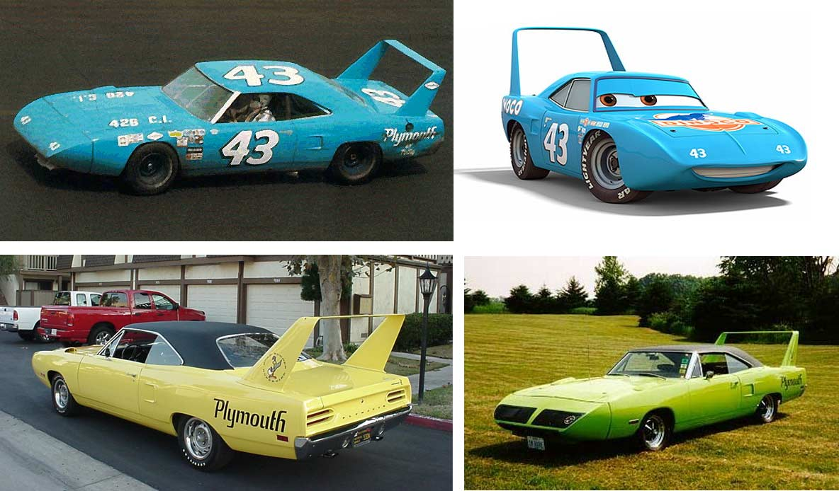 King : Plymouth Superbird