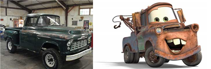 Martin : Chevrolet 3800