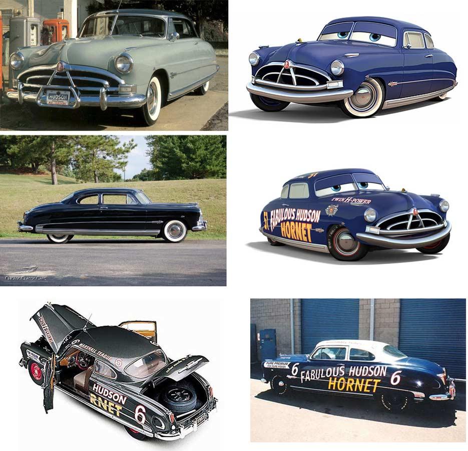 Doc Hudson : Hudson Hornet
