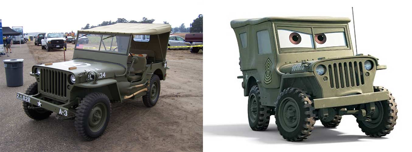 Sarge : Jeeps Willys MB
