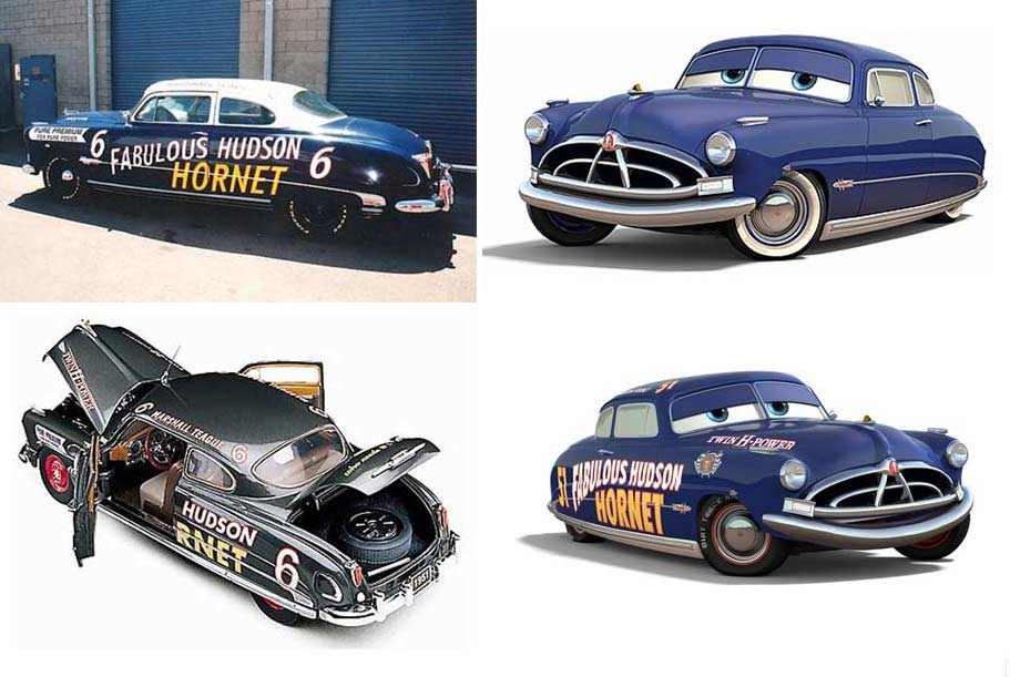 Hudson Hornet