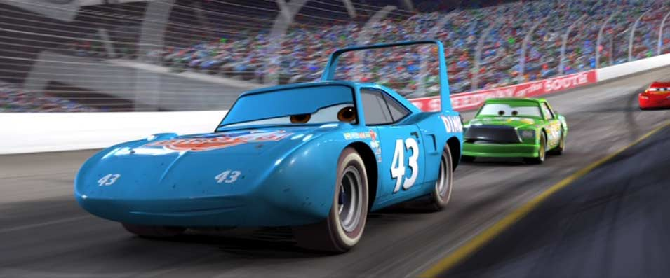 Cars : Quatre roues (2006) King