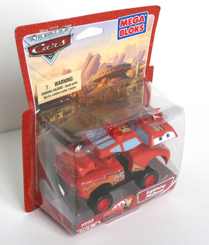 Flash McQueen (2007) Cars