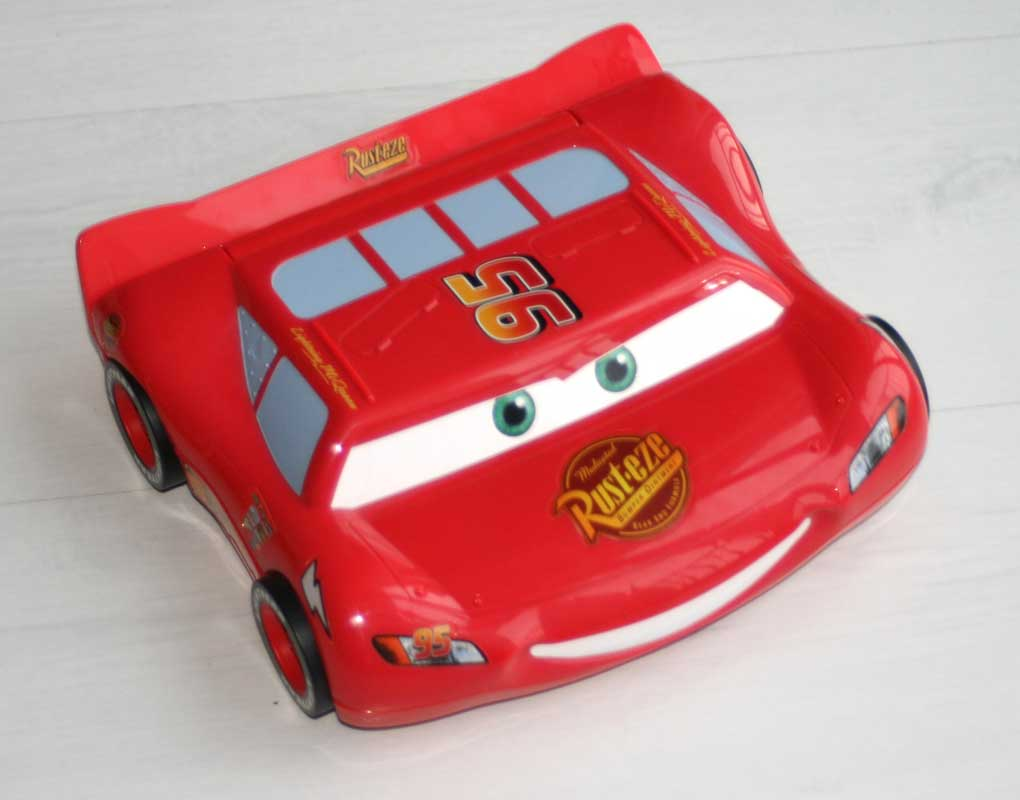 Genius Flash McQueen (2008) Ordinateur Cars