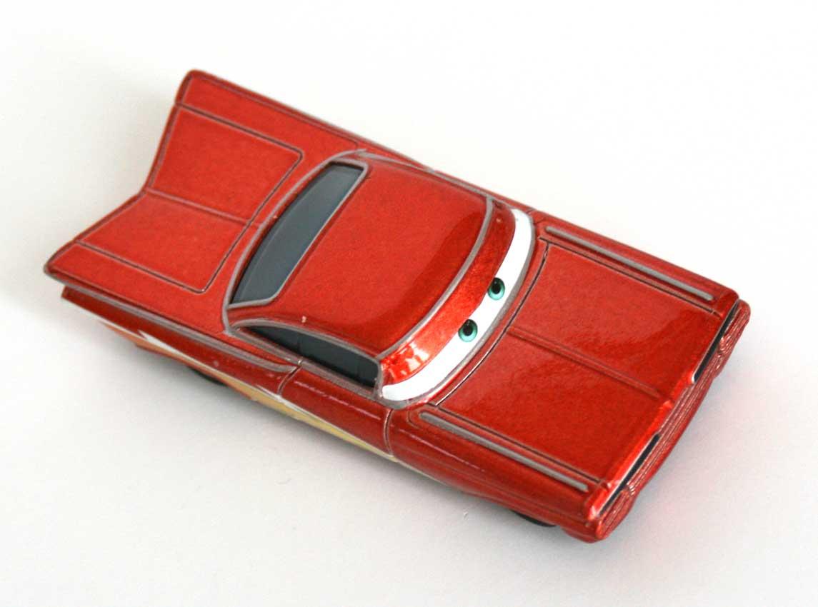 Mattel : The World of Car N°15 - Flash Ramone (2008)