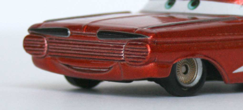 Mattel : The World of Car N°15 - Flash Ramone (2008)
