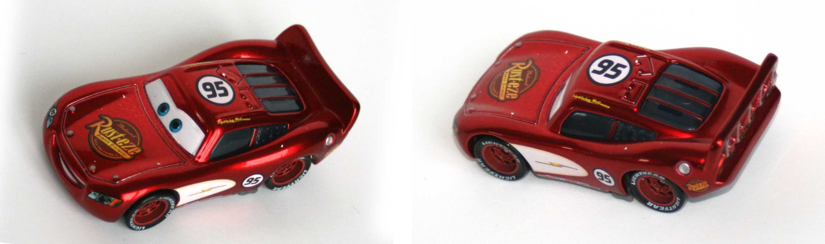Flash Mattel Collection : The World of Car (2002)