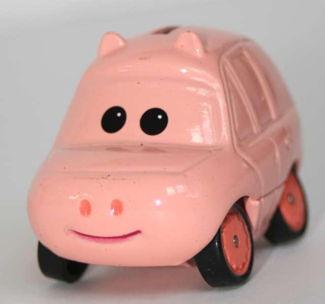 Mattel : Cars Supercharged - Bayonne (2007)