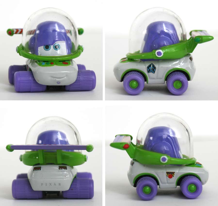 Mattel : Cars Supercharged - Buzz & Woody (2007)