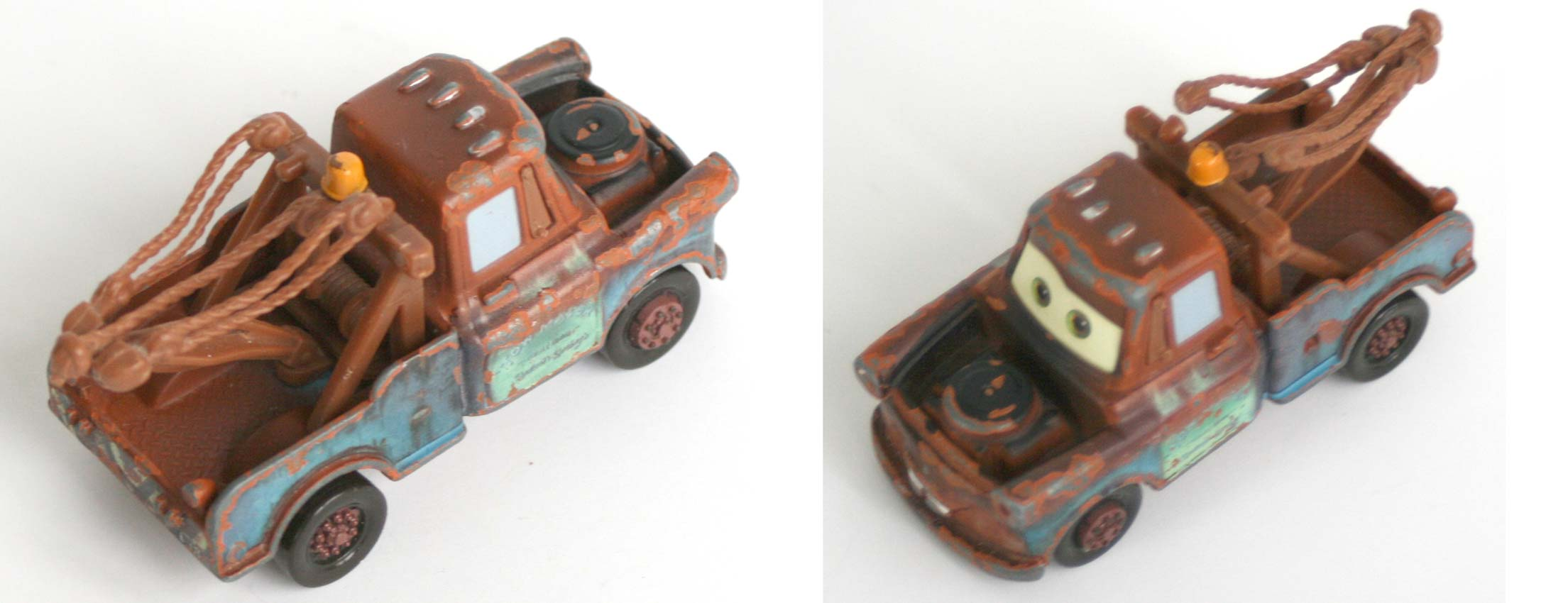 Cars Supercharged – Martin (Mater) - 2007