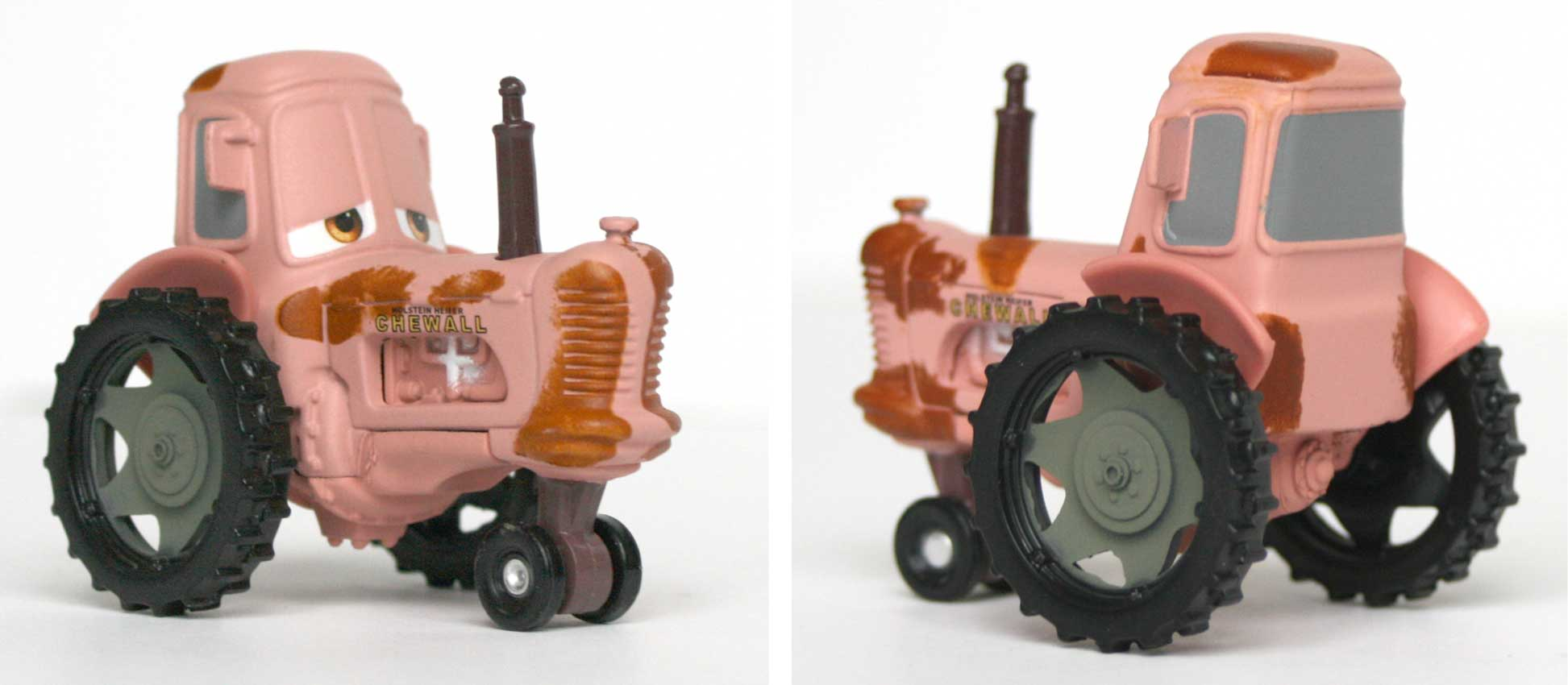 Mattel : Cars Supercharged - Tracteur (2007)