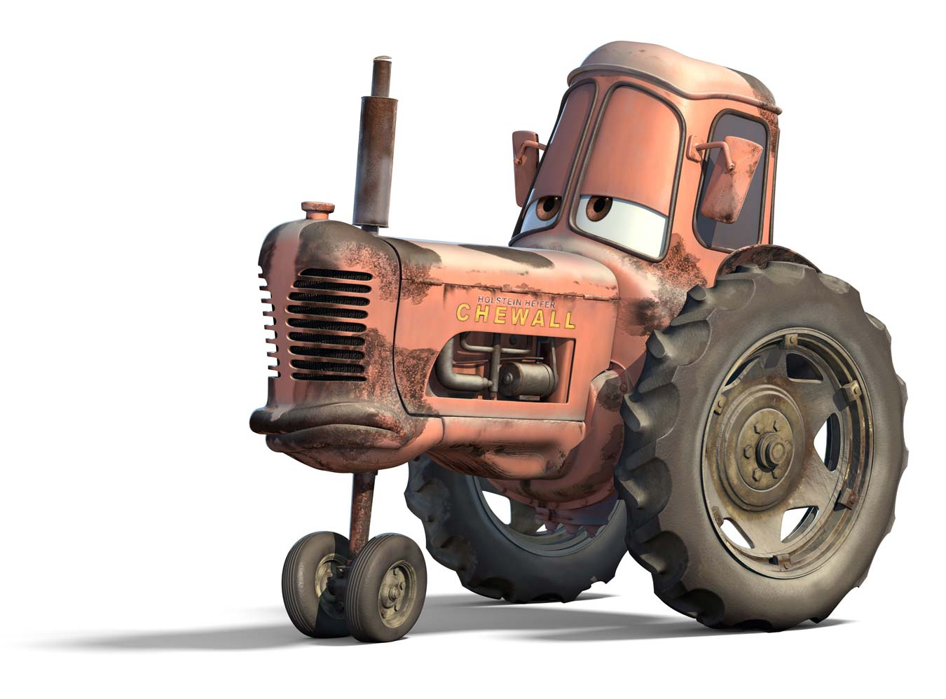 Tracteur Chewall