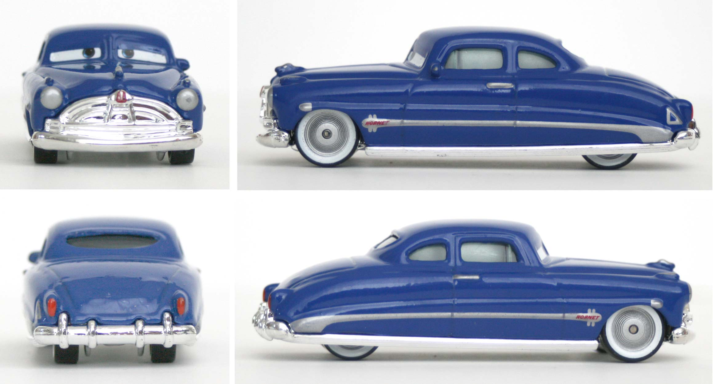 mattel cars supercharged doc hudson 2007 otakiacom pictures. Black Bedroom Furniture Sets. Home Design Ideas