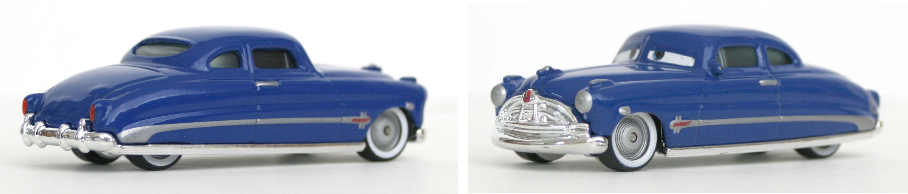 Mattel : Cars Supercharged - Doc Hudson (2007)