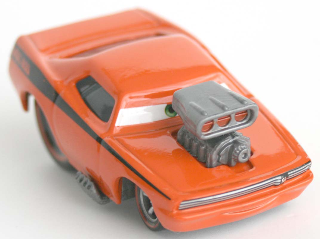 Mattel : Cars Supercharged – Snot Rod (2007)