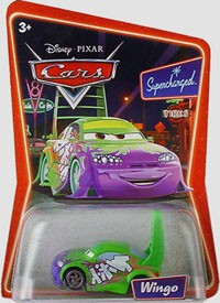 Mattel : Cars Supercharged - Wingo / Spoiler (2007)