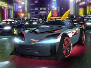 Ep 4 - Tokyo Martin (Cars Toon - Pixar)