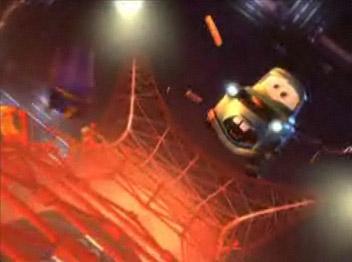 La rampe qui mène au sommet oblige les concurrents à déraper tout le long ce qui évoque clairement l'une des scènes du film <em>Fast and Furious : Tokyo Drift» /></a></td><td><a class=