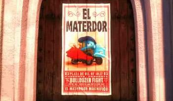 Ep 3 - Martindor (Cars Toon - Pixar)
