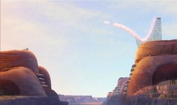 Ep 2 - Martin le Grand (Cars Toon - Pixar)