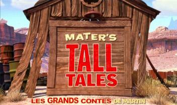 Les grands contes de Martin (2008 - Pixar) Cars Toon - Mini série Web