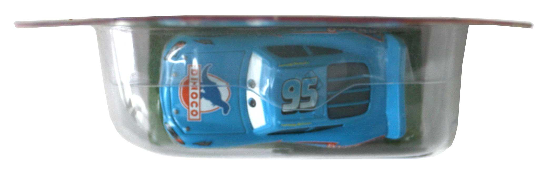 Mattel : Race O Rama - Flash McQueen Dinoco