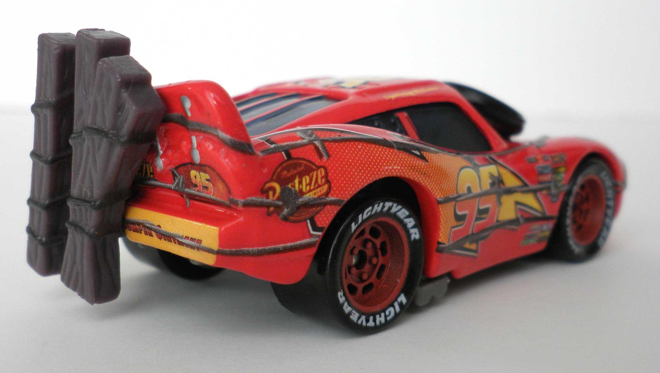 Race O Rama N°36 - Flash McQueen Tournoyante