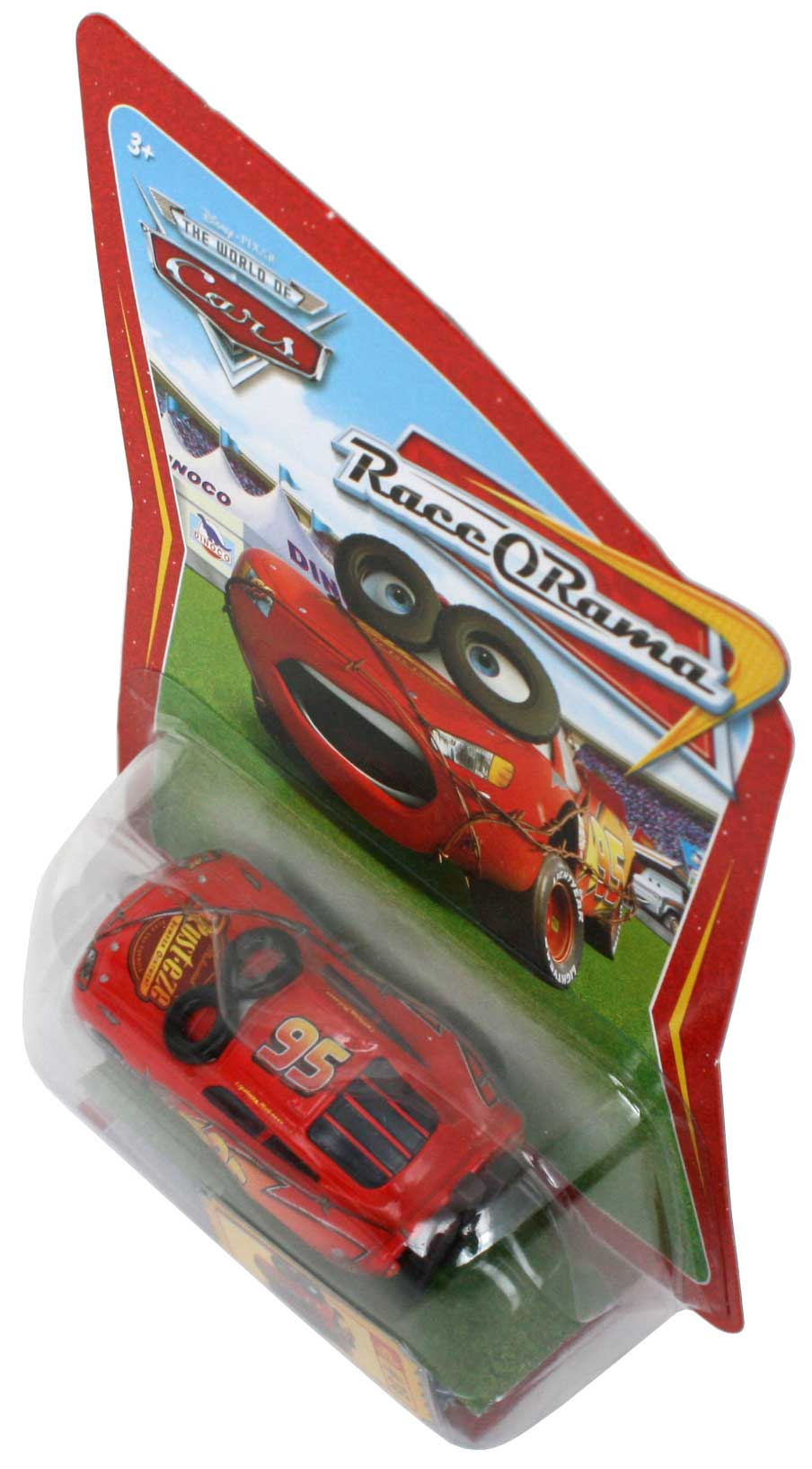 Race O Rama N°36 - Flash McQueen Tournoyante