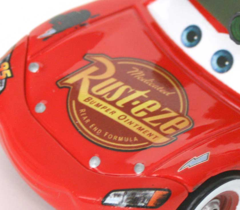 Race O Rama - Jaune N°109 - Flash McQueen Vision nocturne