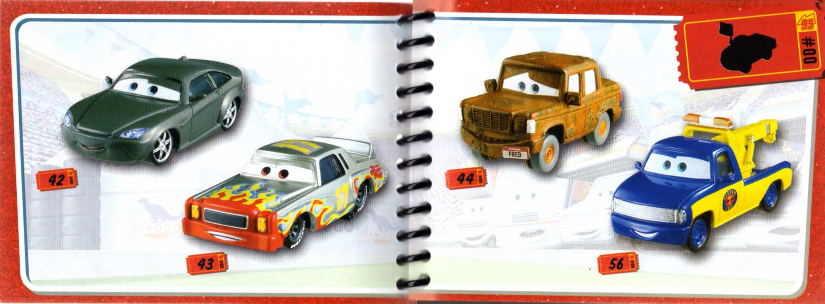 Catalogue Race O Rama page 36 - 37