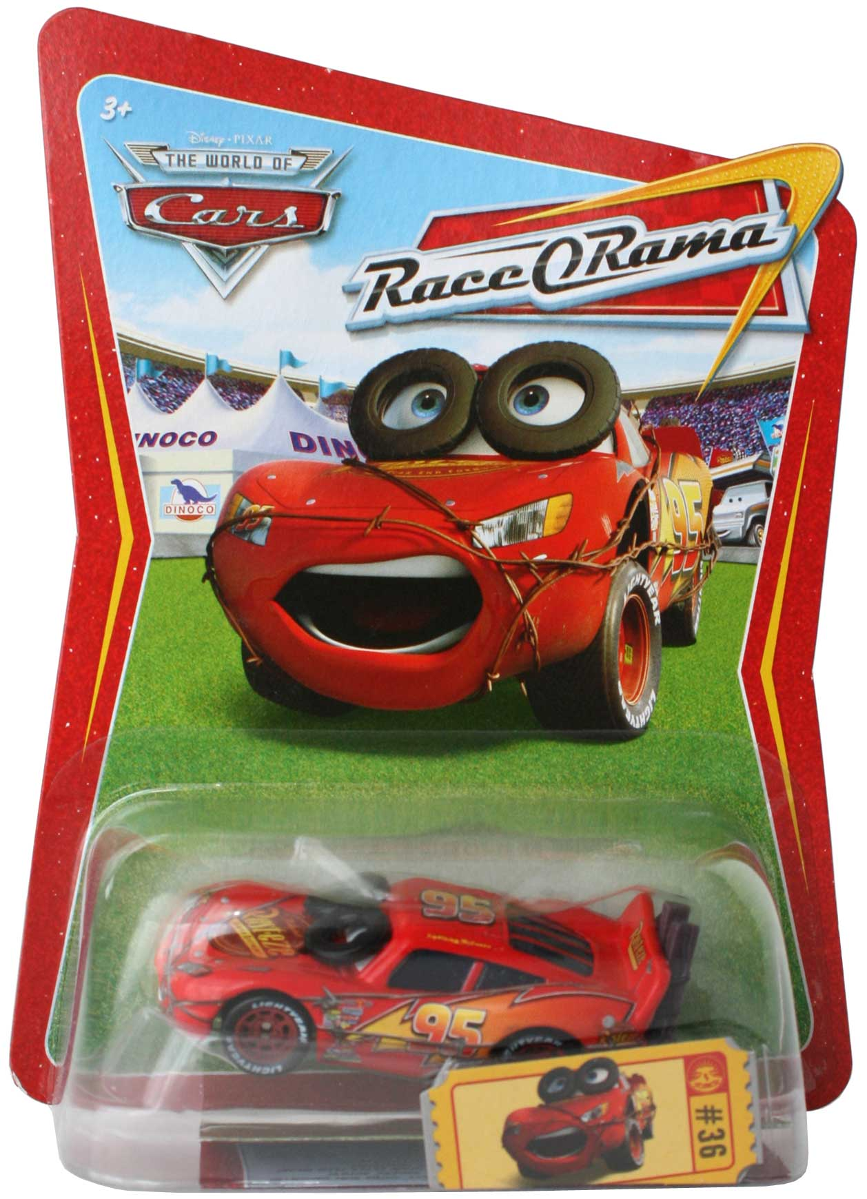 Collection Mattel : Race-O-Rama (2009)