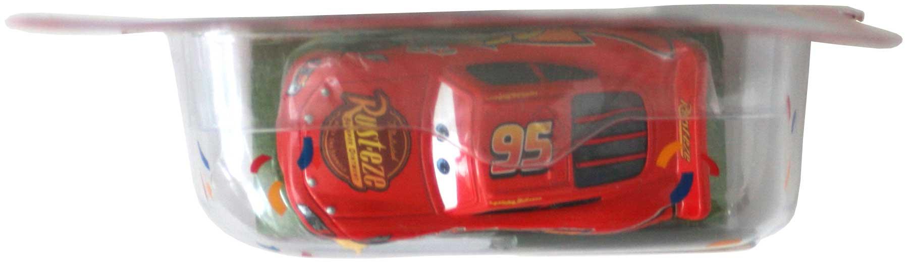 Mattel : Race O Rama - Jaune N°073 - Flash McQueen avec sabot