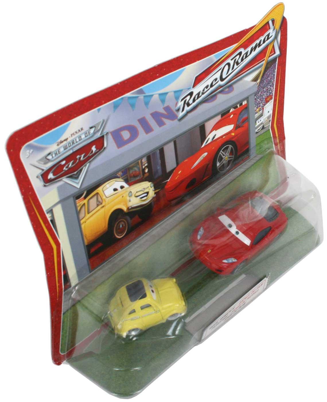 Mattel : Race O Rama – Pack Luigi & Ferrari F430
