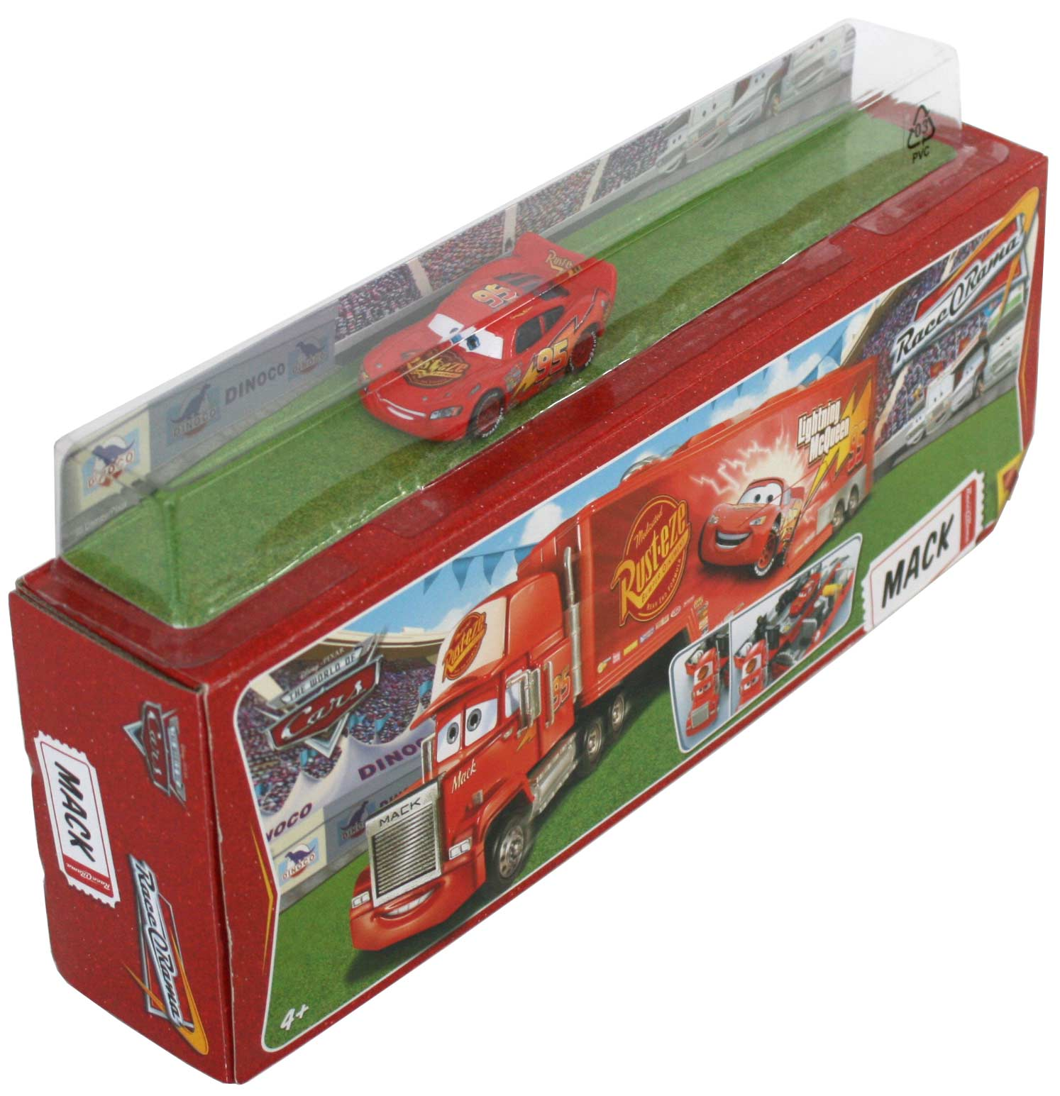 Mack - Cars - Mattel (Packaging)